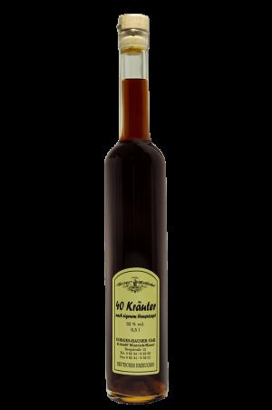 40 Kraeuter Flasche