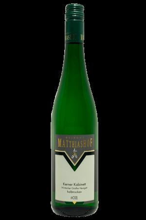 Kerner_Kabinett_Wintricher-Grosser-Herrgott-halbtrocken Flasche