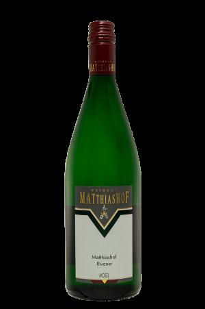 Matthiashof_Rivaner Flasche