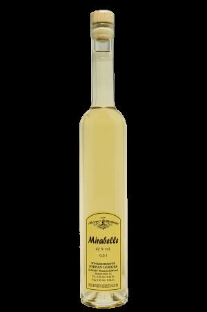 Mirabelle Flasche