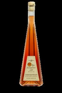 Roter_Weinbergpfirsich_Likeor Flasche