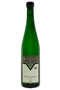 Riesling_Alte-Reben-halbtrocken Flasche