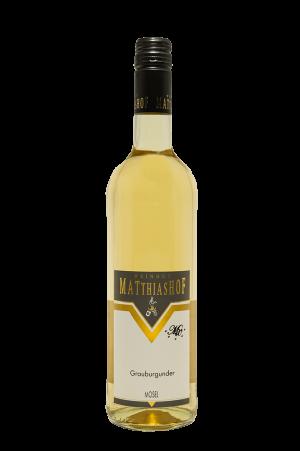 Grauburgunder Flasche