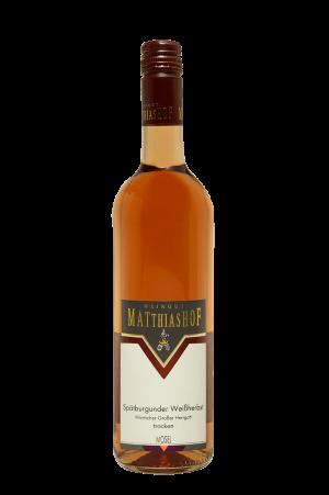 Weissherbst Flasche