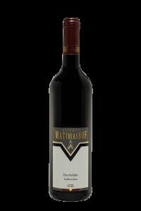Dornfelder_halbtrocken Flasche