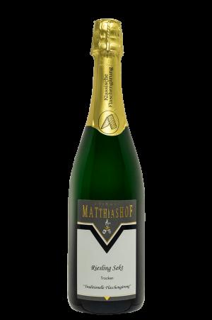 Riesling_Sekt-trocken Flasche