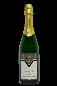 Riesling_Sekt_Brut-nature Flasche